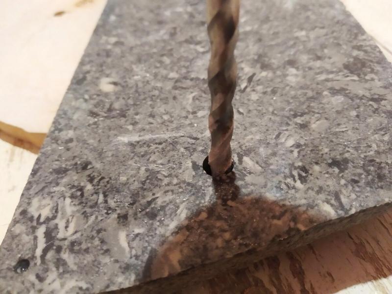 Чудо-сверло: плитку, стекло и гранит одним махом