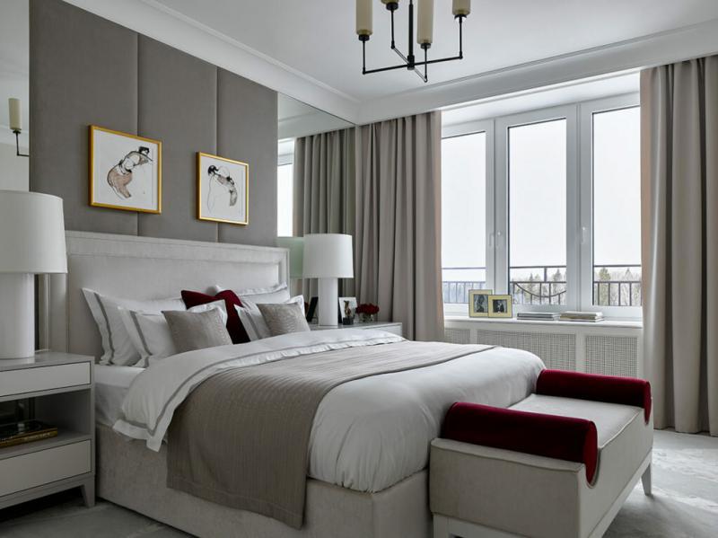 Двухуровневая квартира в Москве, 300 м²