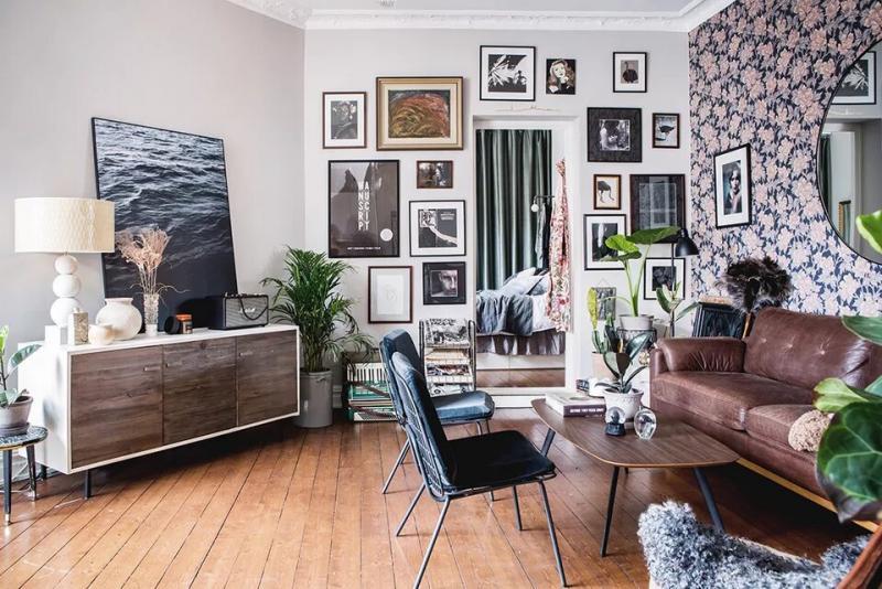 Как следелать вашу гостинную комнату лучше?