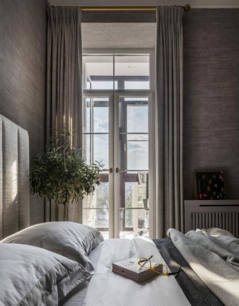 Квартира молодоженов в Москве, 70 м²
