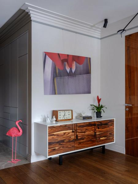 Ремонт двушки 58 м² со сложной геометрией для молодой девушки
