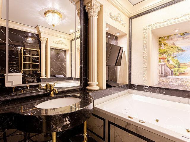 Роскошный дизайн квартиры: современная классика