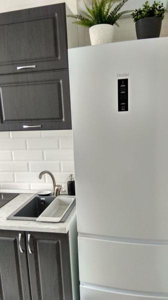 Стильная кухня на 6 м