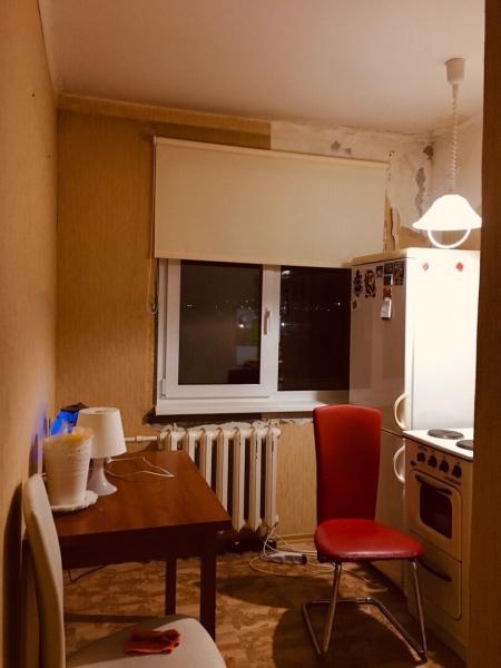"""Стильный ремонт маленькой кухни (6м) с фото """"до"""" и """"после"""""""