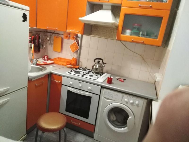Уютная кухня малой площади по своему дизайн-проекту