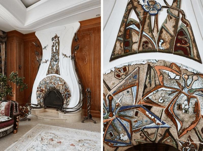 15 дизайнерских каминов: эстетика и функциональность