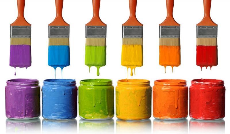 Акриловая и алкидная краска: чем же отличаются друг от друга?