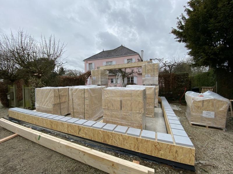 Новый стеновой материал: утепленные блоки Gablok