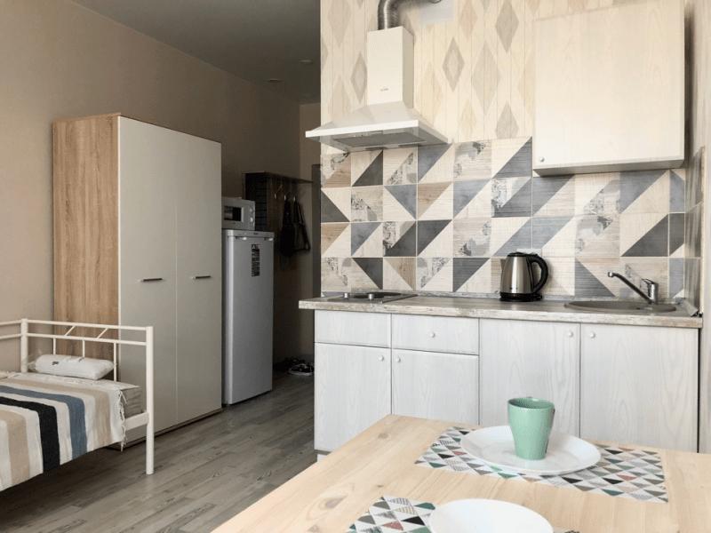 Уютная квартирка 22 квадратных метра для умиротворения