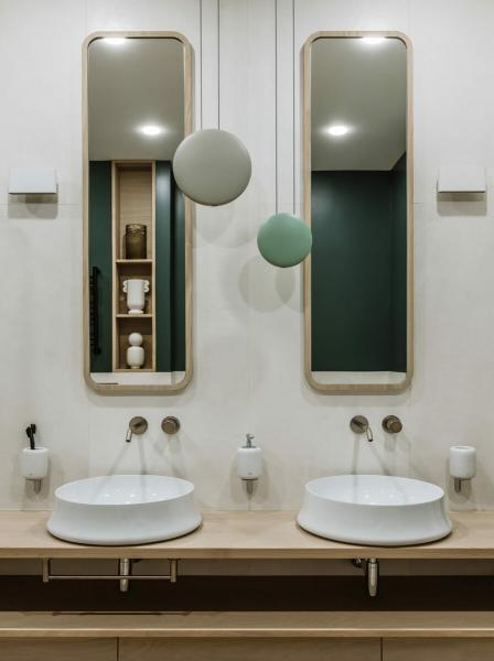 Квартира для молодой семьи в Москве, 114 м²