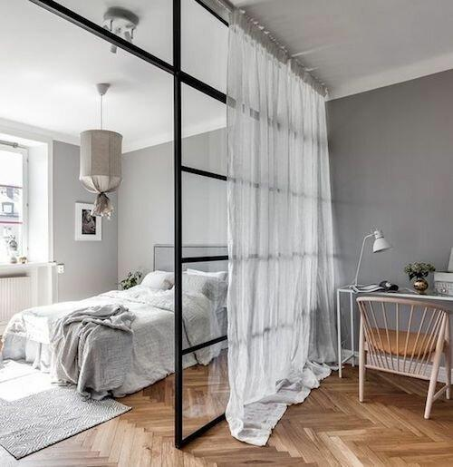5 классных решений для квартиры-студии