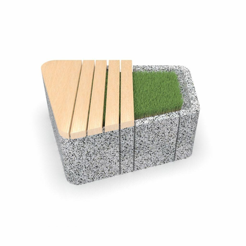 Изделия с фактурой камня
