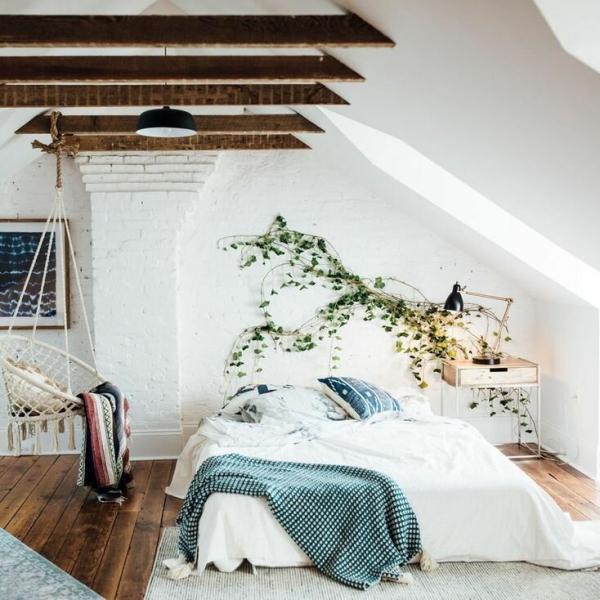 Спальня в мансарде: ИДЕИ ДИЗАЙНА