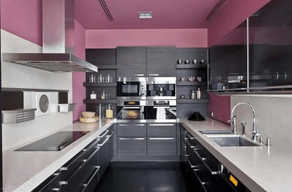 Серая кухня - выбор десятилетия