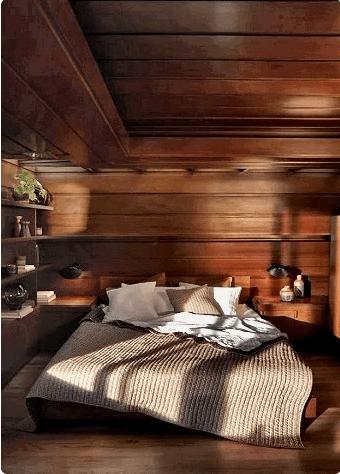 Здравствуй, осень! Или 6 шагов по созданию уютного «гнёздышка» в Вашем доме
