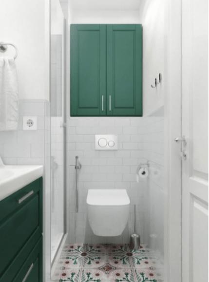 Оптимизация пространства типичной однушки и новый интерьер в квартире 32 кв.м. Смотрим, что получилось