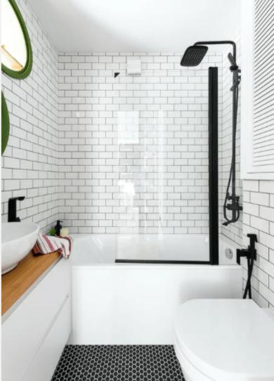8 вещей, которые дизайнер выбросил бы из вашей ванной комнаты