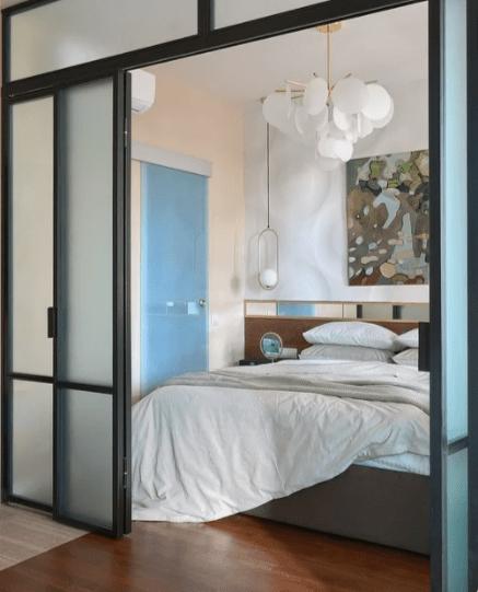 6 потрясающих идей для декора спальни, которые мы подсмотрели у дизайнеров