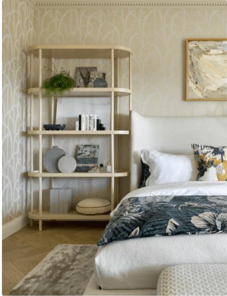 Теплый и уютный интерьер квартиры в центре Москвы, 150 м²