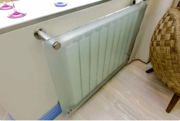 Старая батарея, как стильный элемент декора: 5 способов превратить обогреватель в украшение
