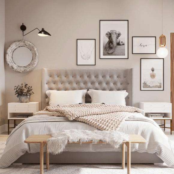 Спальня по фен-шуй для женщин: 5 важных правил