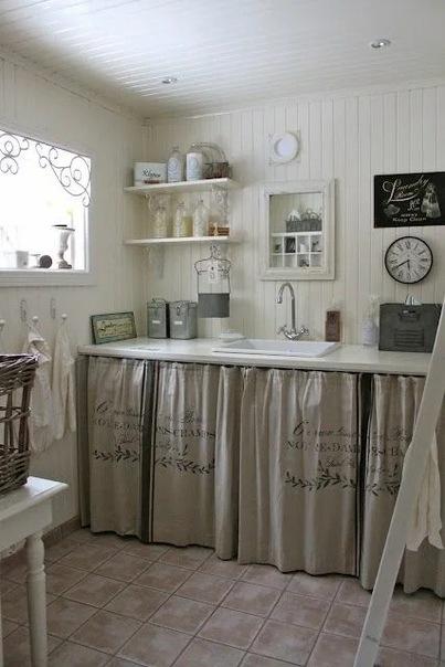 Шторы вместо дверей - прекрасная идея сделать свой дом быстро и легко красивым!