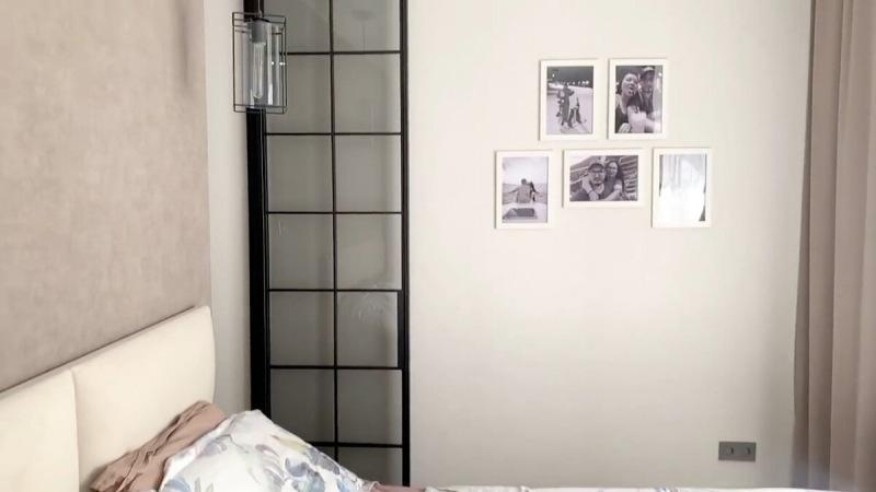 Что делать если комната одна, а хочется и спальню и гостиную? Вариант классно спланированных 17-ти метров