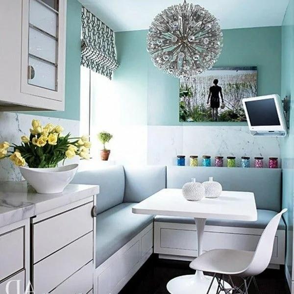 Кухонные диваны для маленькой кухни – варианты с фото и ценами, советы по выбору