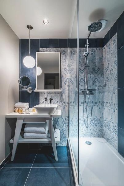 Идеи дизайна плитки для ванной