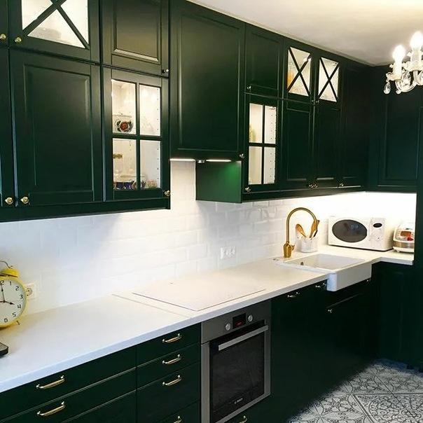 Самая красивая кухня ИКЕА «Будбин»: сколько стоит и как выглядит в реальном интерьере (20 фото)