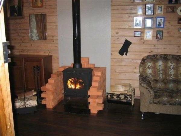 Народная печь для дачи, гаража, дома: лучше электроконвектора (красиво, тепло, сытно). Отзывы, советы владельцев буржуек