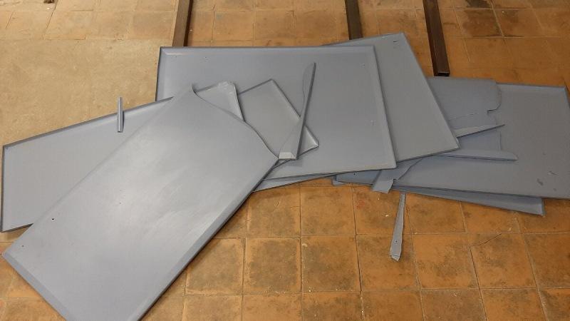 Что делать, если отклеилась пленка на МДФ фасаде кухни?