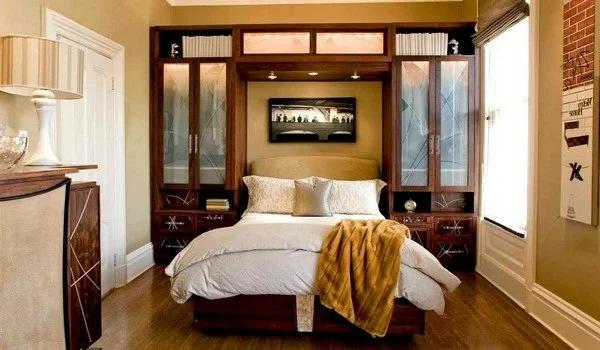 Идеи для обстановки спальни