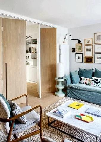 Перегородка перегородке рознь! 5 наглядных примеров разделения квартиры без возведения капитальных стен
