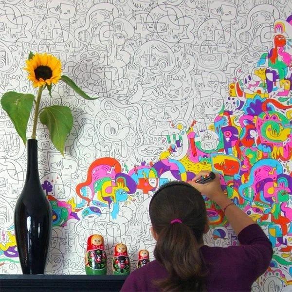 Украшение детских комнат с помощью декора своими руками
