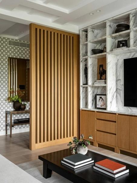 Как зонировать комнату: 18 фото с объединенными гостиными и кухнями, спальнями и другими пространствами