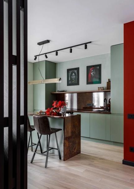 Квартира в Красногорске с функциональными системами хранения, 50 м²