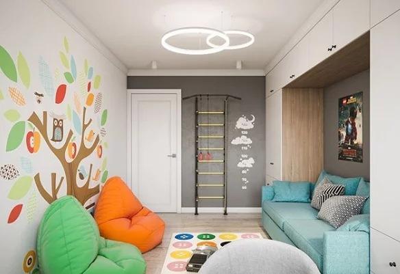 Рекомендации экспертов по обустройству детской комнаты
