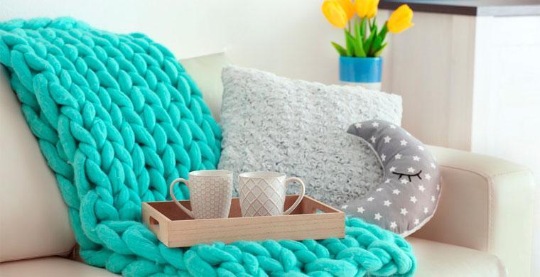5 нестандартных способов, как изменить квартиру с помощью текстиля