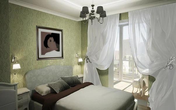 Из однушки – двушка с отдельной спальней