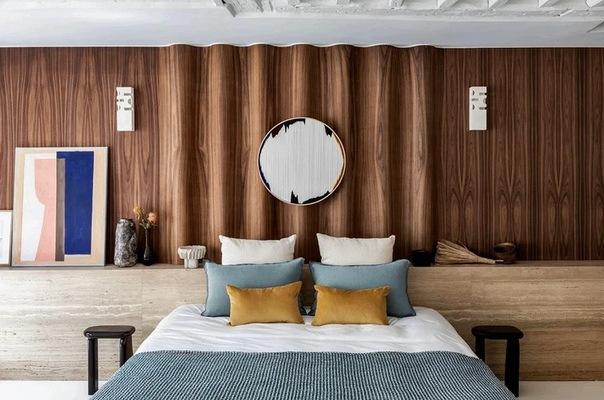 Не спальня, а царство Морфея! 5 вариантов уютного и расслабляющего оформления для Вашей спальни