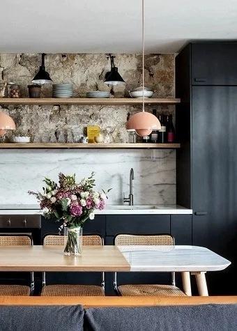 И всё же чего-то не хватает! 5 нетривиальных идей украшения стен для Вашей кухни