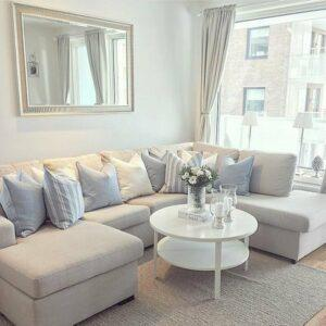 Маленькая гостиная. Планировка, мебель, дизайн. 20 ключевых рекомендаций.