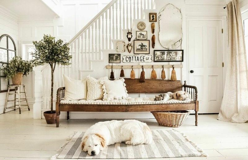 Уют в доме в стиле прованс