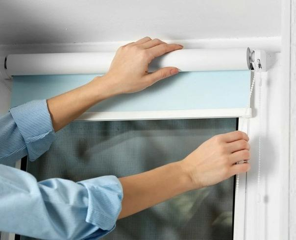 Жалюзи на окна без сверления: как выбрать и крепить?