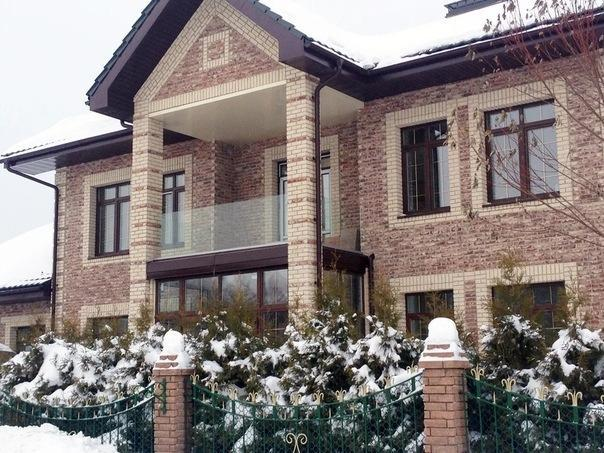 Балкон. Отделка на легком морозце