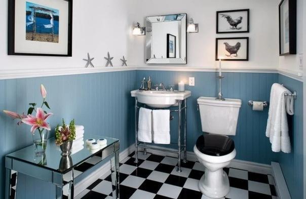 Несколько секретов отделки ванной