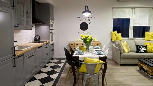 Плитка или доска: что выбрать для полов кухни