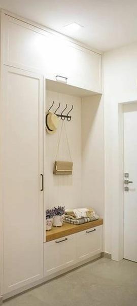 Мебель для небольшой прихожей. 11 ключевых особенностей и рекомендаций по выбору