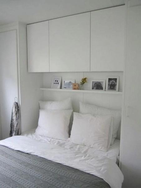 Дизайн и мебель для маленькой спальни. 10 ключевых рекомендаций